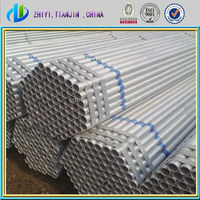 Hot dipped galvanized steel pipe and steel pipe stkm13a with best steel pipe price