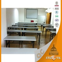 Hot Sale Product Factory Price School Furniture Cheap Folding Study Table/Classroom Desk