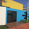 Ethiopia shipping container office price, container office prefabricated, container homes 2 floors