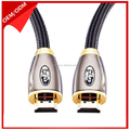 OEM High Speed 1m 1.5m 2m 3m 5m 10m Zinc Alloy hdmi cable male to male 2.0V support 3D 2K x 4K for HDTV