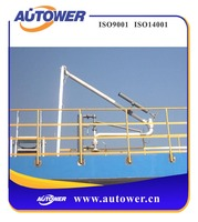 step tools Industrial used at tank farm loading unloading platform easy operation, safety protection