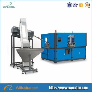 price of pet bottle blowing machine