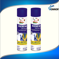Renew effective ironing clothes starch spray