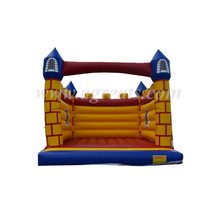 factory wholesale cheap price inflatable air bouncer trampoline inflatable castle jumper with blower for rent G1166