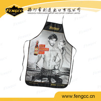 Customized top quality printing apron
