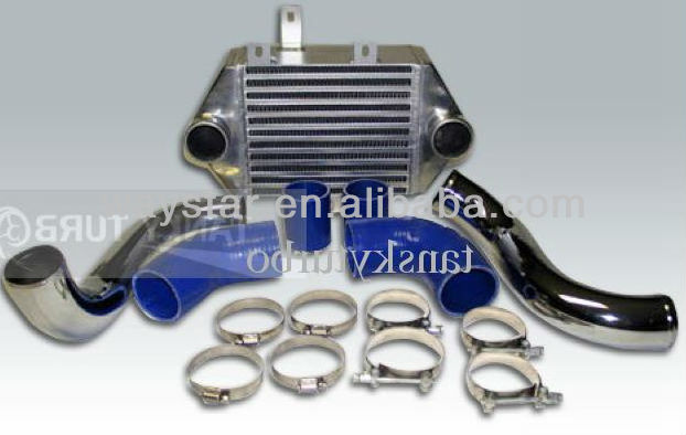 all aluminum Racing intercooler for toyota SW20 MR2