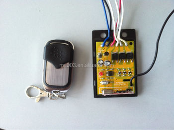 mc led flash 12 v dc controller