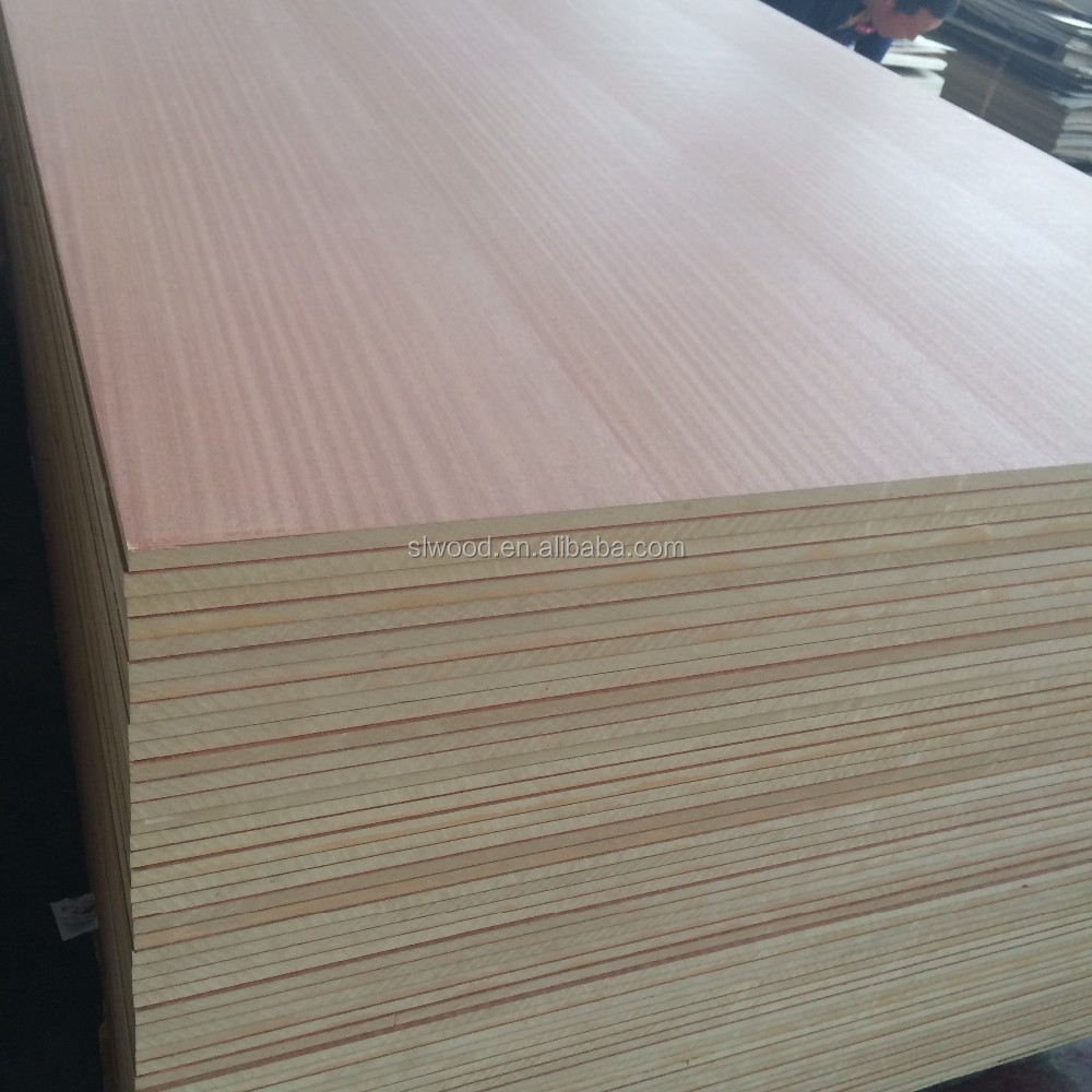 High quality plain MDF/Mositure MDF/raw MDF