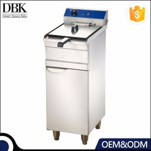 CE Approved commercial henny penny used industrial electric pressure chicken deep fryer for sale