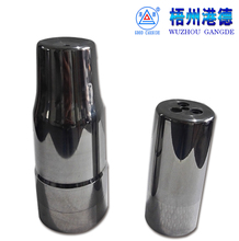 Thermos bottle liner forming convex die tungsten carbide drawing die cemented carbide thermos bottle inner pot pressing mould