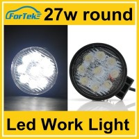super bright cree 27w rould led work light led ring light