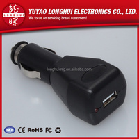 New 12v car battery charger,universal usb mini led car charger