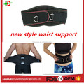 New style waist trimmer belt/lumbar back brace