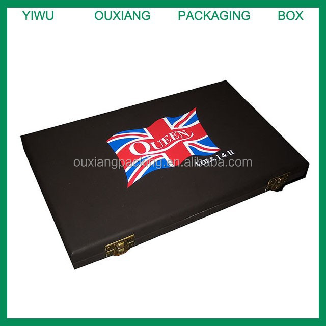 piano black lacquer finish UK market cd box hot sale