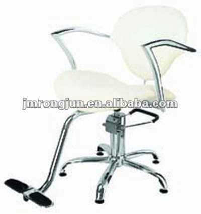 portable hair styling chair/styling chair salon furniture for hot sale RJ-2106