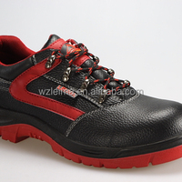 Factory Fashion Genuine Leather Mesh Casual