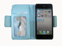 Wallet Pelle for iPhone 5s Case with Wallet magnet case Leather wallet case with credit/business card holder for iphone 5/5s