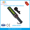 High Sensitive Portable Super Scanner Widely Use Hand Held Metal Detector