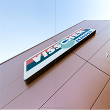 construction wall cladding material/ ACP signboard panel in India