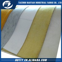 Factory manufacture various polyester anti-static needle punched felt