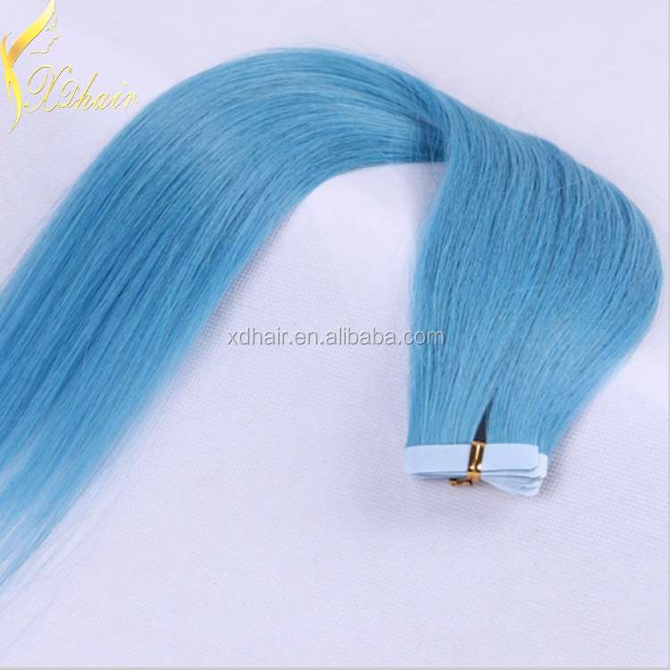 Wholesale Strong PU Full Head Human 30 inch remy tape hair extensions