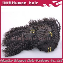 Alibaba Hair Weaving Supplier Malaysian Remy Bundles Virgin Color Afro Curl Wefts Natural Hair Extensions