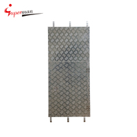 Scaffolding planks used for construction plank aluminum scaffolding plank scaffolding steel deck