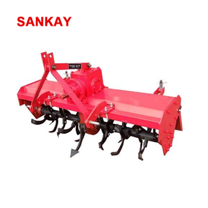 1GQN Series Heavry Duty 3 Point Gear Driven Compact Farm Tractor Mini Rotary Tiller