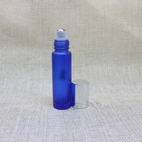 hot sale perfume bottle in Dubai,14 ml clear empty roll on glass bottle for perfume or essential use