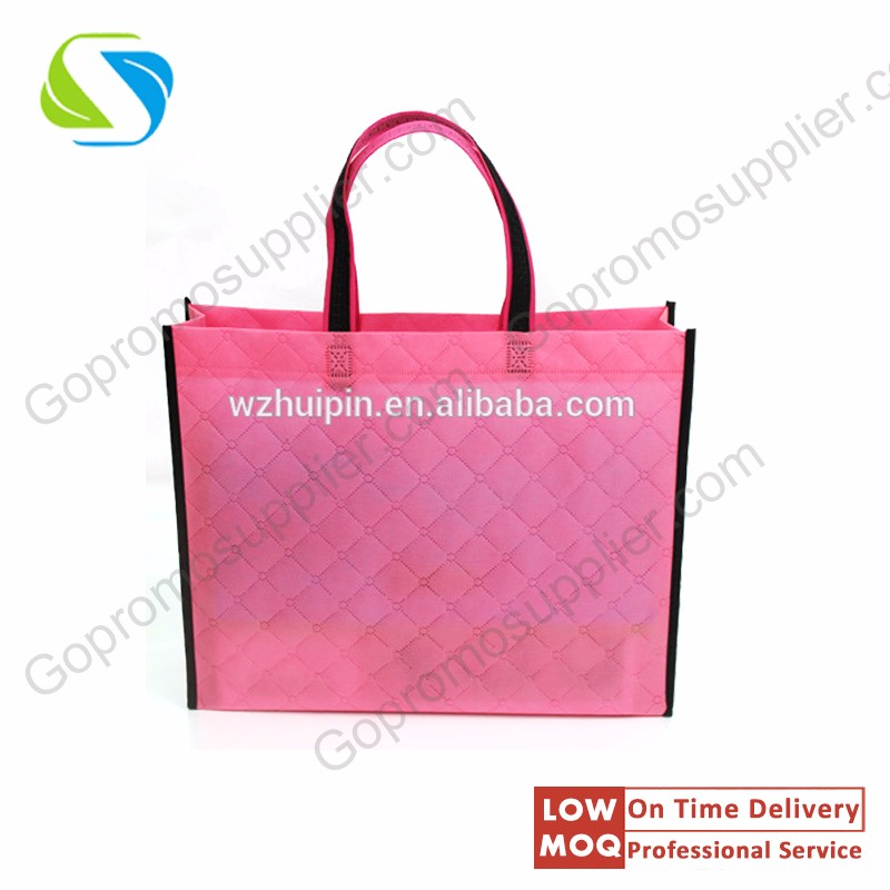 2015 promotion gift new design shopping nowowen bag