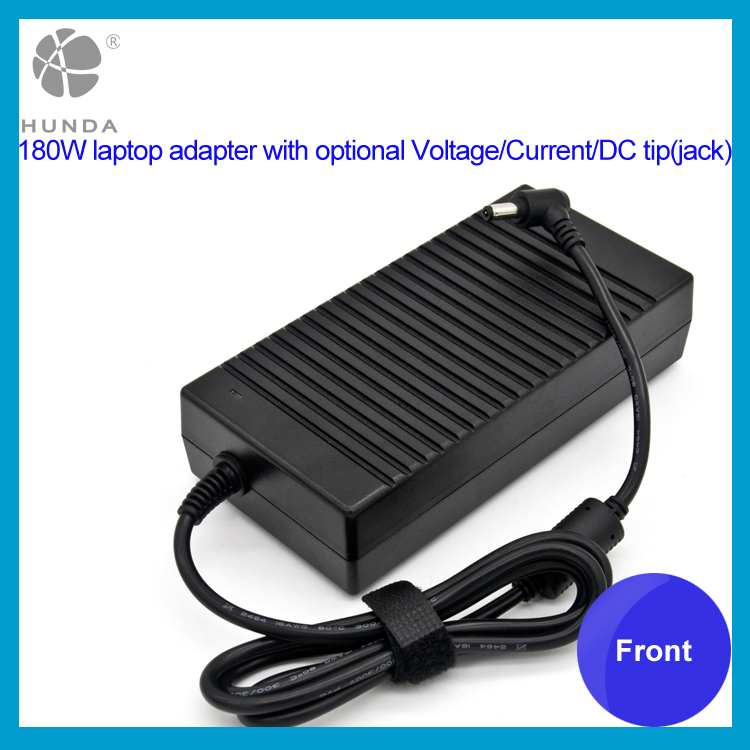 Original AC 150W original universal laptop charger for 19V/9.5A 150W Electric cooker power charger DC tip special 4 hole ROHS CE