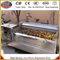Potato washing machine | carrot washing machine | pumpkin washing machine