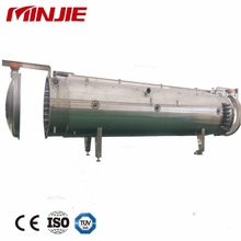 China best quality freezing continuous vacuum belt conveyor dryer for sale