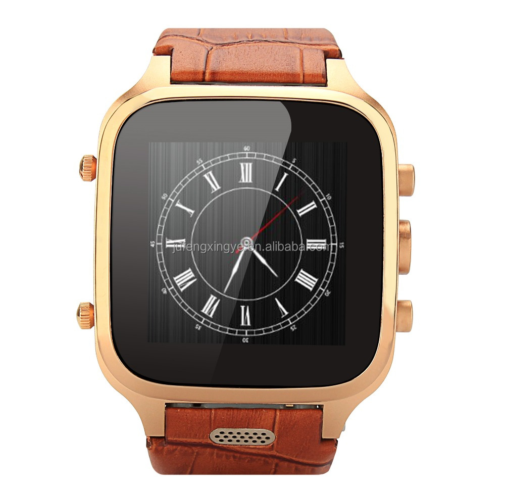 hot sale Premium watch You Can Import from China FIFINE W9 Bluetooth Android 4.4 3G mobile smartwatch