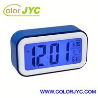 2014 HOT 176 mini alarm silicone clock