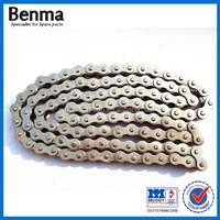 Chinese motorcycle spare parts/420 428 Motorcycle Chain