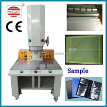 Hot press PP stationery bags welder ultrasonic forming machine with CE