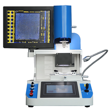 Low cost automatic motherboard repair machine ZS-700 BGA rework station for promotion