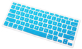 "2014 NEWEST Design Keyboard Cover for Apple Macbook Air 13"" A1369 A1466 Keyboard (BLUE)"