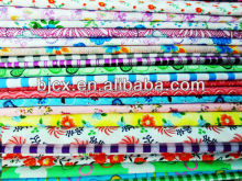 100% COTTON WOVEN PRINTED PLAIN FABRIC TEXTILES PAINTING DESIGNS