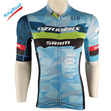 wholesale specialized china coolmax race cut custom cycling jersey set pro team bike clothes man manufacturer