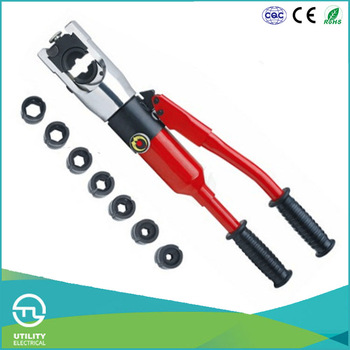 utl wholesale china factory 12t manual handheld hydraulic hose crimping tool plier buy. Black Bedroom Furniture Sets. Home Design Ideas