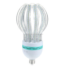 Lotus Shape E27 LED Energy Saving CFL Corn Bulb Lamp Lighting 24W 30W 40W 50W