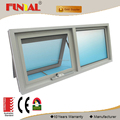 Power coating double glazed Aluminum Frame Window with AS2047 certification