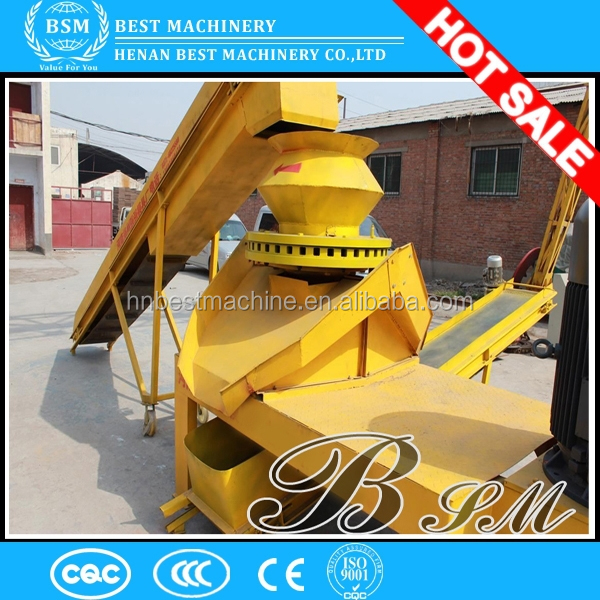 Big diameter biomass wood /sawdust /rice husk /pellet briquette machine on sale