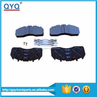 Best Quality Factory price Euro truck spare parts oem 21496550 disc brake pad for volvo