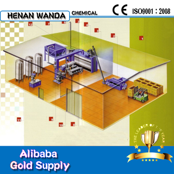 HENAN WANDA 50TPD Extra virgin olive oil cold extraction machine with decanter