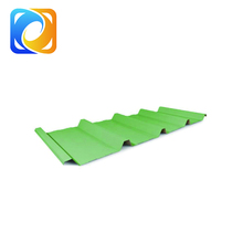 factory price types of corrugated steel roofing sheet