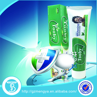 2016 New China aquafresh toothpaste and toothpaste tube