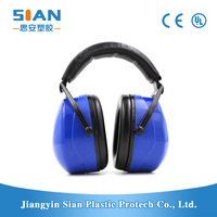 Sound Proof Folding Headband Protection Hunting Ear Muffs